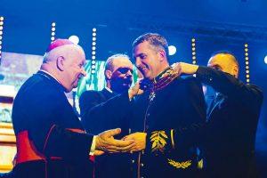 Odznaczenie Orderu Św. Sylwestra