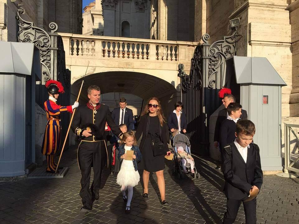 Wspomnienie Niedzieli Palmowej w Watykanie