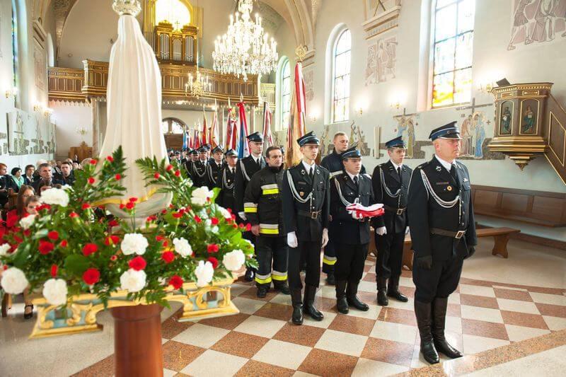 gminne obchody dnia strażaka 2017