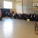 otwarcie nowej sali gimnastycznej przy SP 3 w Wieliczce