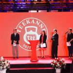 uroczyste otwarcie fabryki Teekanne w wielickiej strefie aktywności gospodarczej z Artur Kozioł