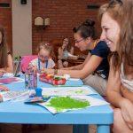 10 zjazd dzieci z zespołem Leigha w Wieliczce