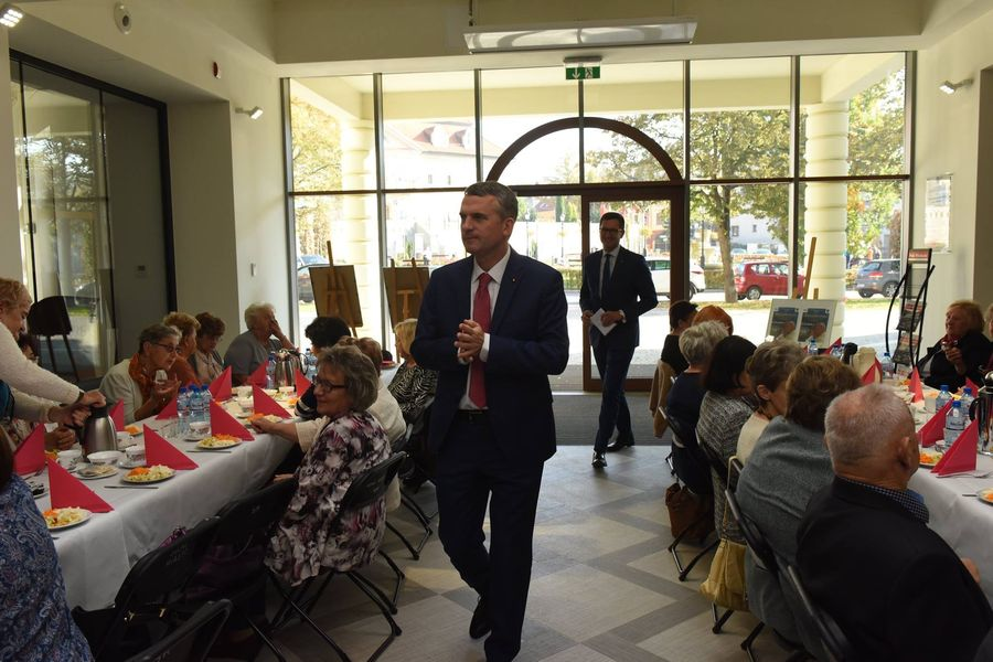 Dzień Edukacji Narodowej dla emerytowanych nauczycieli w Wieliczce