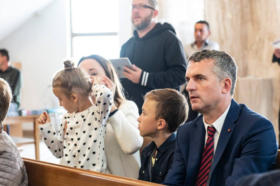 koncert papieski królestwo w Golkowicach