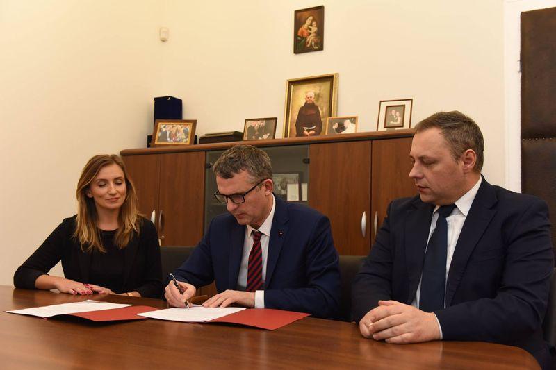 Powołanie zastępców burmistrza Wieliczki