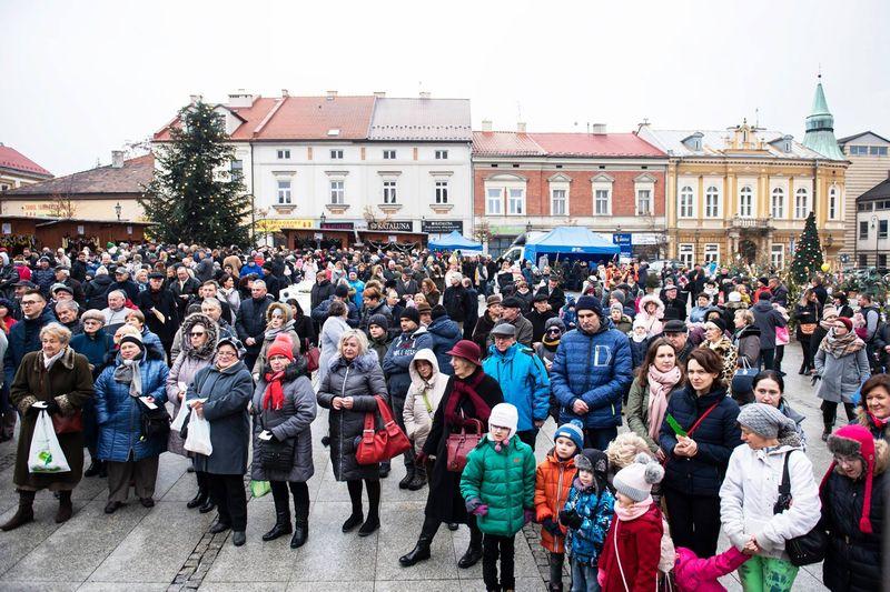 Wigilia dla mieszkańców miasta Wieliczka z Artur Kozioł