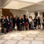 Poświęcenie i otwarcie Wielickiej Mediateki