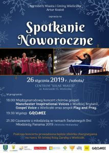 spotkanie noworoczne w Wieliczce 2019