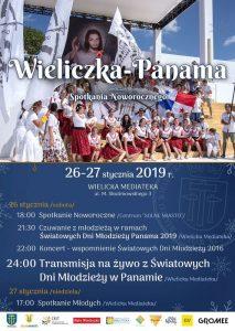 spotkanie noworoczne Wieliczka - Panama 2019