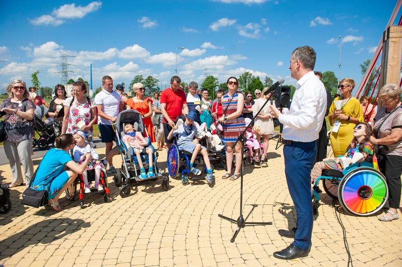XI Zjazd Dzieci z Zespołem Leigha w Wiekiczce