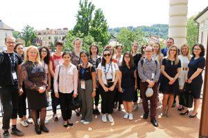 Young Professionals Forum: Dziedzictwo i turystyka Artur Koziol