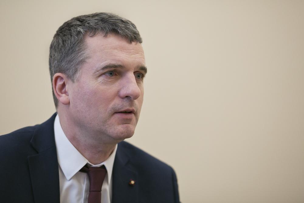 System Koniecznej Opieki Medycznej Rozmowa z burmistrzem Wieliczki Arturem Koziołem
