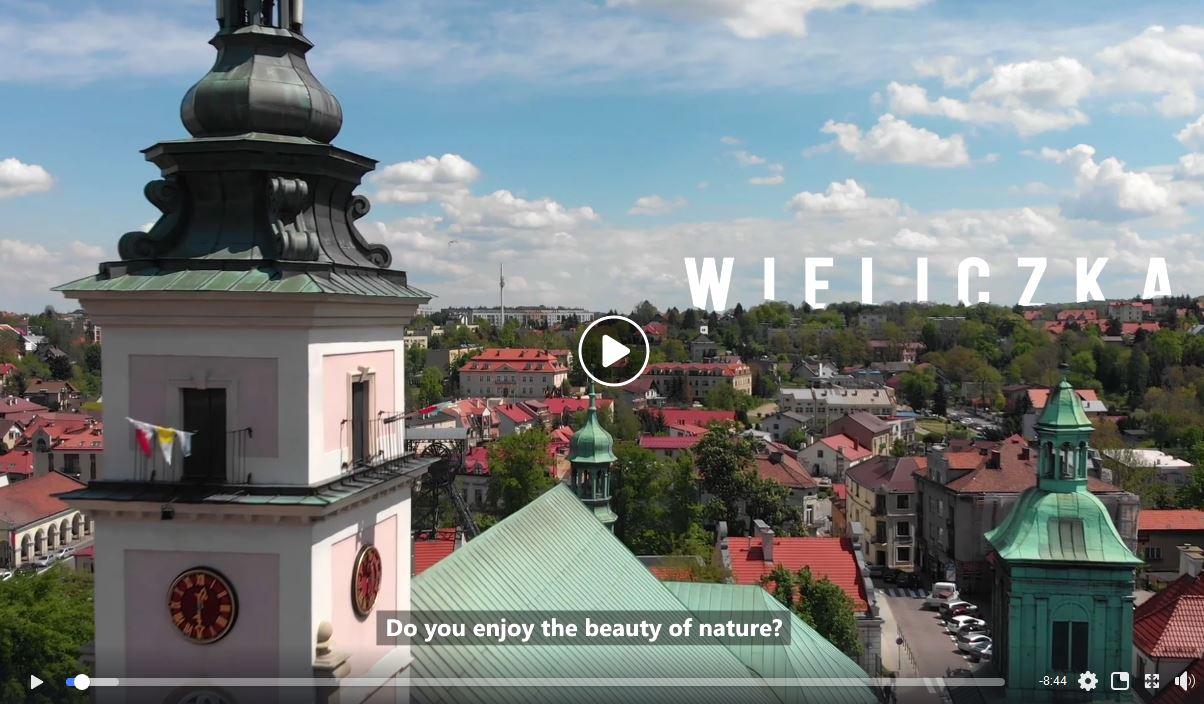 Welcome to Wieliczka - witamy w Wieliczce