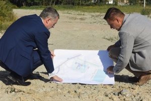 Budowa nowej szkoły podstawowej w Wieliczce ul. Jedynaka