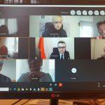 III sesja gminnej rady seniorów w Wieliczce