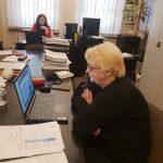 III sesja gminnej rady seniorów w Wieliczce, Hanna Kozioł