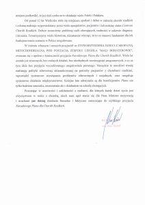 apel do Ministra Zdrowia w sprawie konieczności przyjęcia Narodowego Planu Chorób Rzadkich_cz2