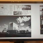 rozstrzygnięcie konkurs architektoniczny studentów PK wydziału architektury na projekt wielickiego centrum opieki geriatrycznej