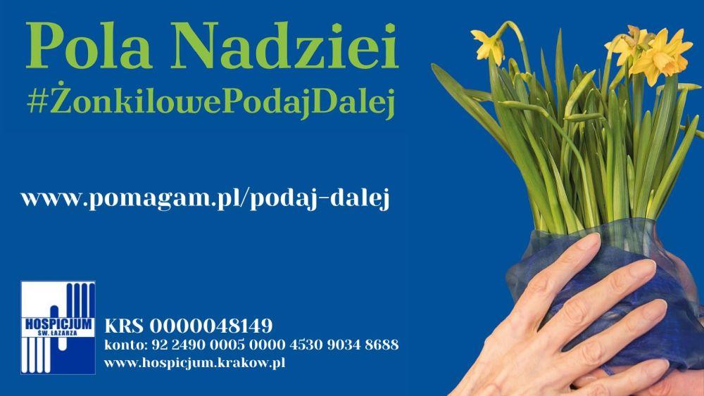 wsparcie dla Hospicjum św. Łazarza, Wieliczka