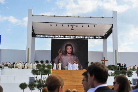 Msza Posłania - zakończenie Świadowych Dni Młodzieży