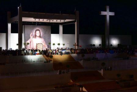 Niezapomniane czuwanie z Ojcem Świętym na Campus Misericordiae