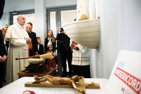 Poświęcenie Domu Miłosierdzia i Centrum Caritas Chleb Miłosierdzia